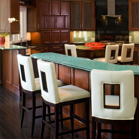 15 Tables & Counter Tops