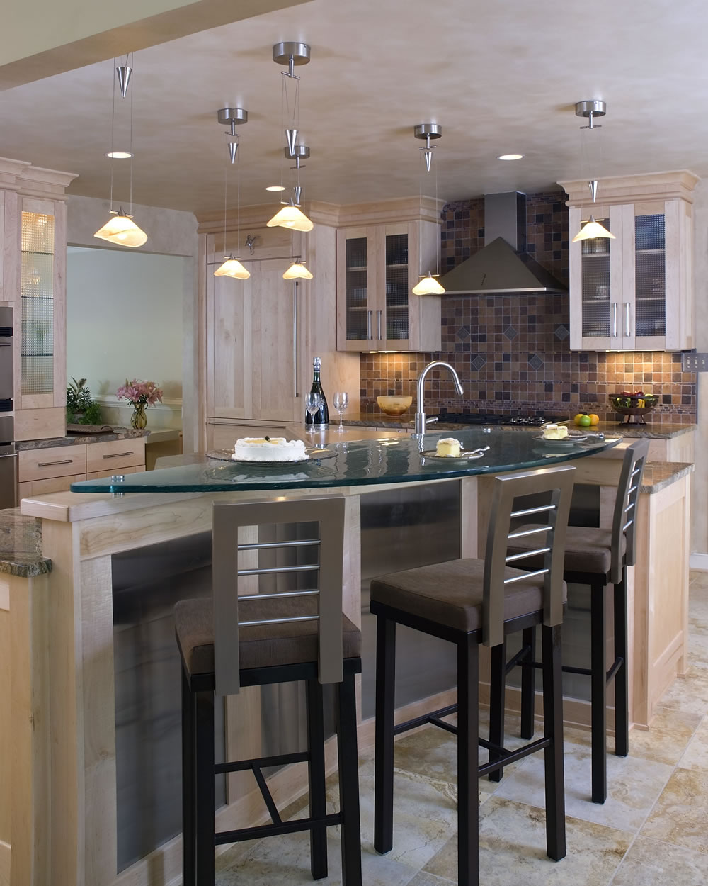 16 Tables & Counter Tops